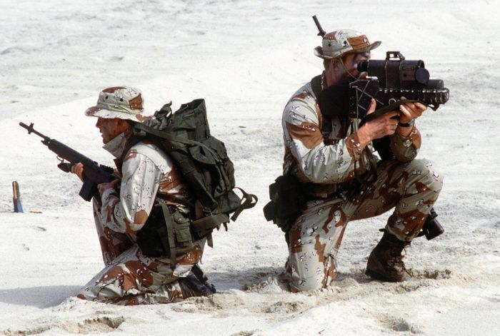 a look at the most famous special forces divisons in the us military the navy seals