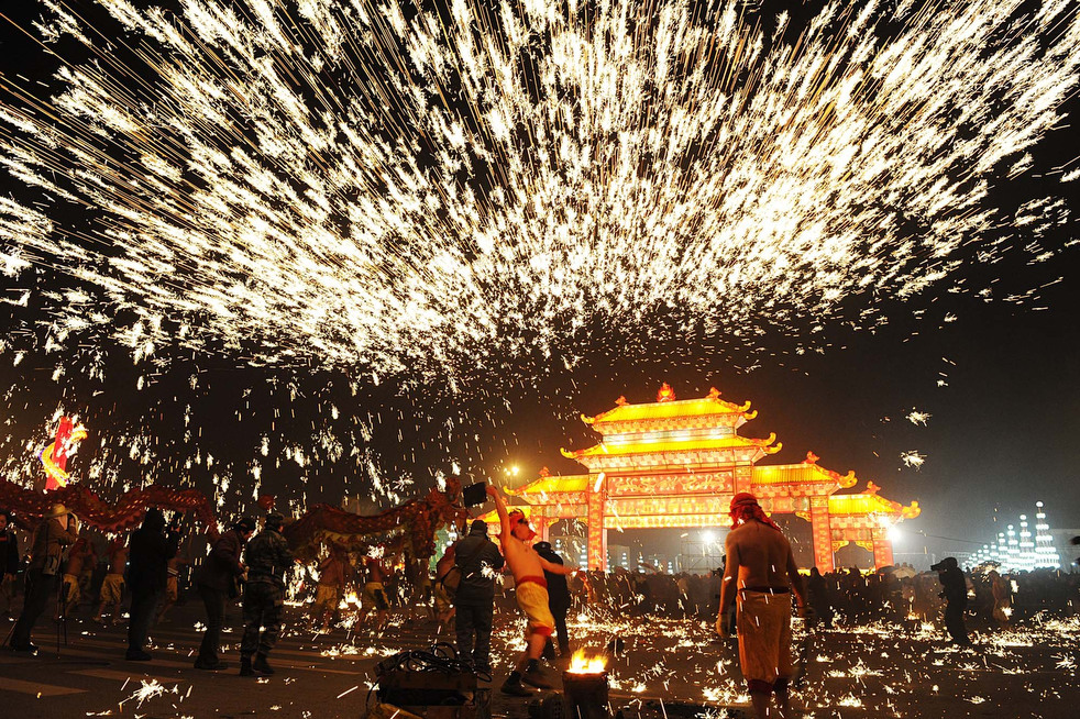 chinese festival The mid-autumn festival is the second most important festival to chinese people after the spring festival every year, when the festival comes, chinese go home.