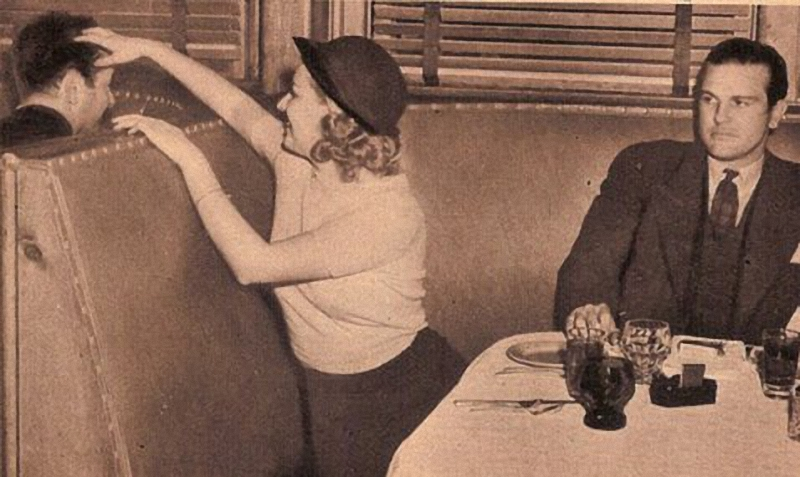 13 Hilarious And Sexist Hookup Tips From 1938