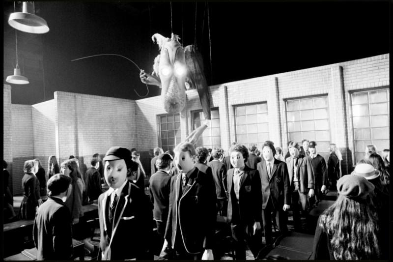 За кулисами фильма Pink Floyd – The Wall 1982 год (21 фото)