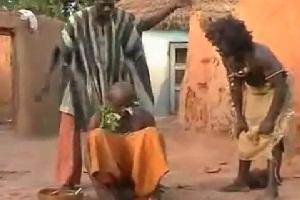 Африканский способ лечение от головной боли